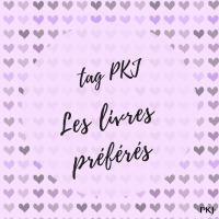 Tag PKJ: Les livres préférés!